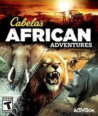 Game Box for Cabela's African Adventures (PC)