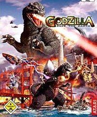 Okładka Godzilla: Save the Earth (PS2)