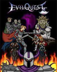 Okładka EvilQuest (X360)