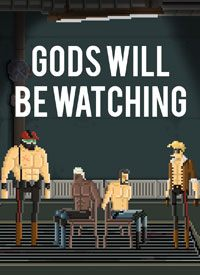 Okładka Gods Will Be Watching (PC)