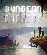 Game Box for Dungeon of The Endless (PS4)