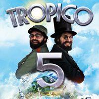 Game Box for Tropico 5 (PC)