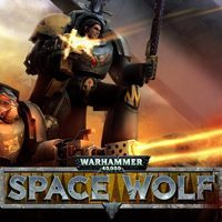 Game Box for Warhammer 40,000: Space Wolf (PS4)