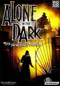 Game Box for Alone in the Dark: The New Nightmare (PS2)