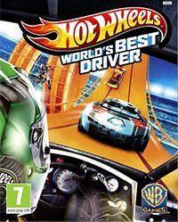 Okładka Hot Wheels: World's Best Driver (PC)