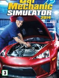 Game Box for Car Mechanic Simulator 2014 (PC)