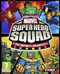 Okładka Marvel Super Hero Squad: The Infinity Gauntlet (X360)