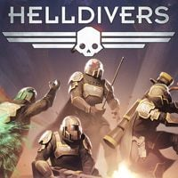 Game Box for Helldivers (PS4)