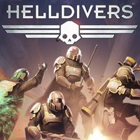 Okładka Helldivers (PS4)
