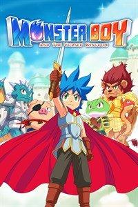 Okładka Monster Boy and the Cursed Kingdom (PS5)