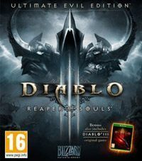 Okładka Diablo III: Reaper of Souls - Ultimate Evil Edition (PS4)