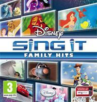 Okładka Disney Sing It: Family Hits (PS3)