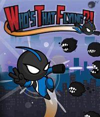 Okładka Who's That Flying?! (PS3)