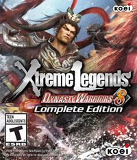 Game Box for Dynasty Warriors 8: Xtreme Legends (PS4)