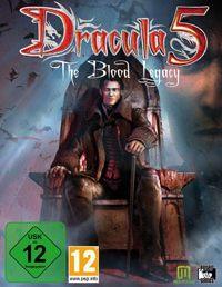 Okładka Dracula 5: The Blood Legacy (PC)