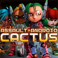 Game Box for Assault Android Cactus (Switch)