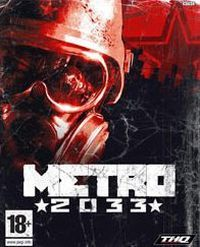 Game Box for Metro 2033 (PC)