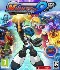 Game Box for Mighty No. 9 (PC)
