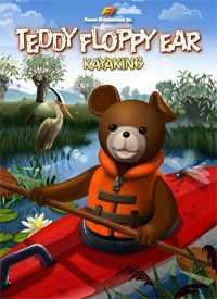 Okładka Teddy Floppy Ear: Kayaking (AND)