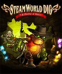 Game Box for SteamWorld Dig (PC)