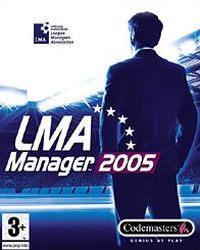 Okładka LMA Manager 2004 (PS2)