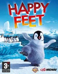 Game Box for Happy Feet (PC)