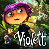 Violett (PC cover