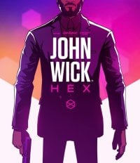 Game Box for John Wick Hex (PS4)