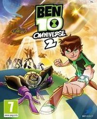 Game Box for Ben 10: Omniverse 2 (PS3)