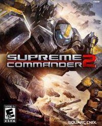 Okładka Supreme Commander 2 (PC)
