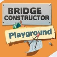 Okładka Bridge Constructor Playground (PC)