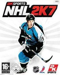 Game Box for NHL 2K7 (X360)
