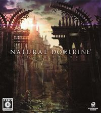 Game Box for Natural Doctrine (PSV)