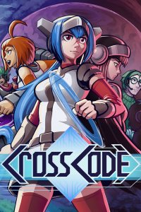 CrossCode (PC cover