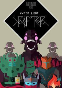 Game Box for Hyper Light Drifter (PC)