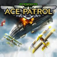 Game Box for Sid Meier's Ace Patrol (PC)