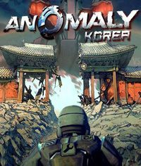 Game Box for Anomaly: Korea (PC)