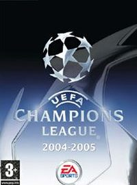UEFA Champions League 2004-2005 cover