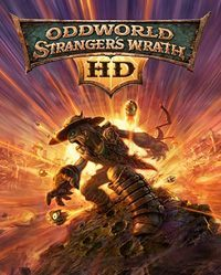 Okładka Oddworld: Stranger's Wrath HD (PS3)