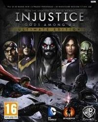 Game Box for Injustice: Gods Among Us Ultimate Edition (PC)