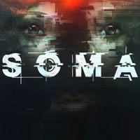 Okładka SOMA (PS4)