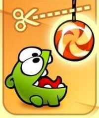 Okładka Cut the Rope (PC)