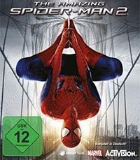 Game Box for The Amazing Spider-Man 2 (PC)