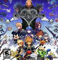 Okładka Kingdom Hearts HD 2.5 Remix (PS3)
