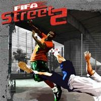 Game Box for FIFA Street 2 (PSP)