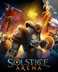 Okładka Solstice Arena (iOS)