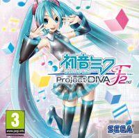 Okładka Hatsune Miku: Project DIVA F 2nd (PSV)
