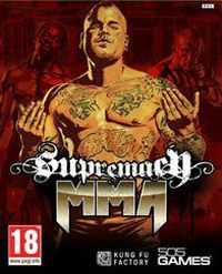 Okładka Supremacy MMA (PS3)