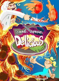 Game Box for Cook, Serve, Delicious! (PC)