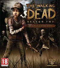 Okładka The Walking Dead: A Telltale Games Series - Season Two (PC)